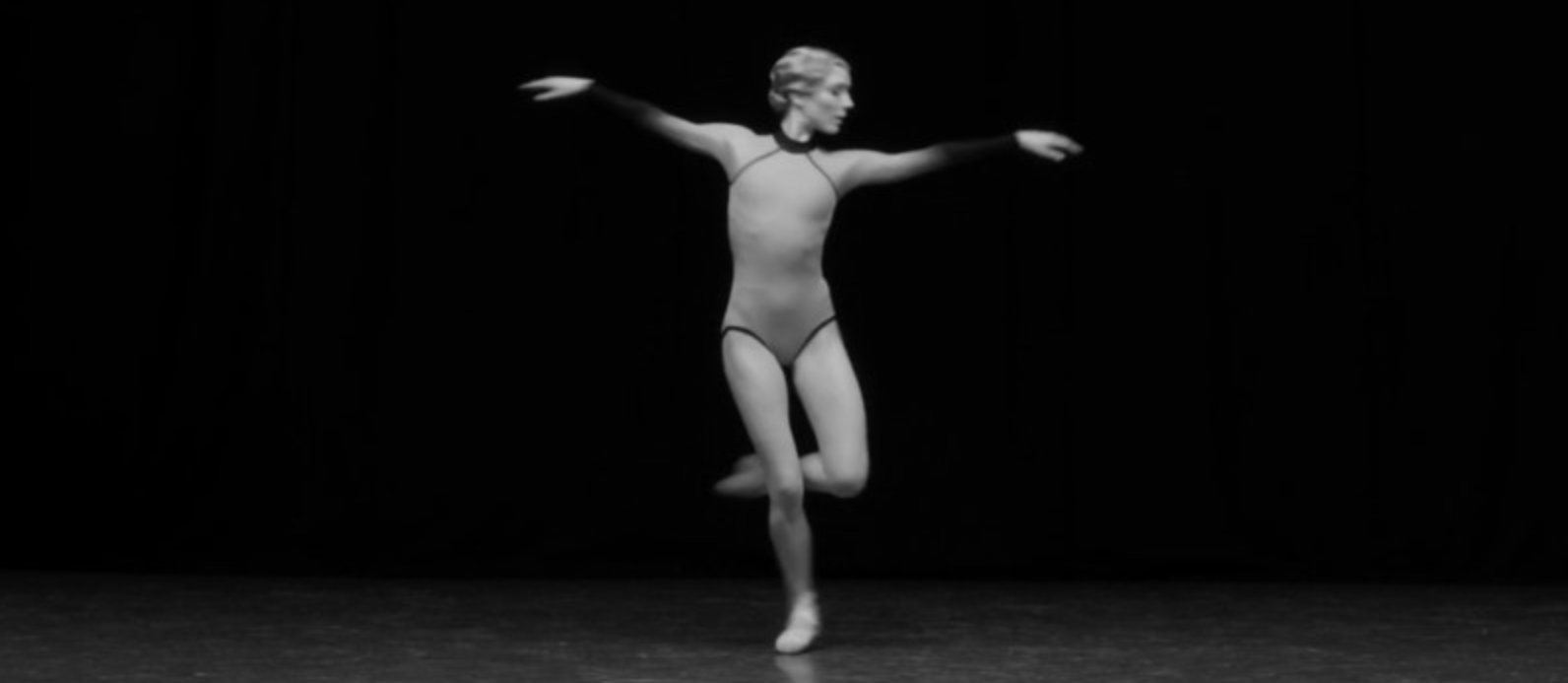 female artist ballerina sarah lamb portrait