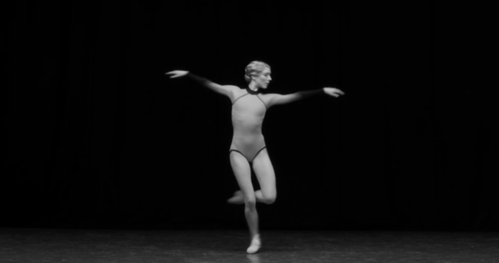 PORTRAIT OF A DANCER: SARAH LAMB -