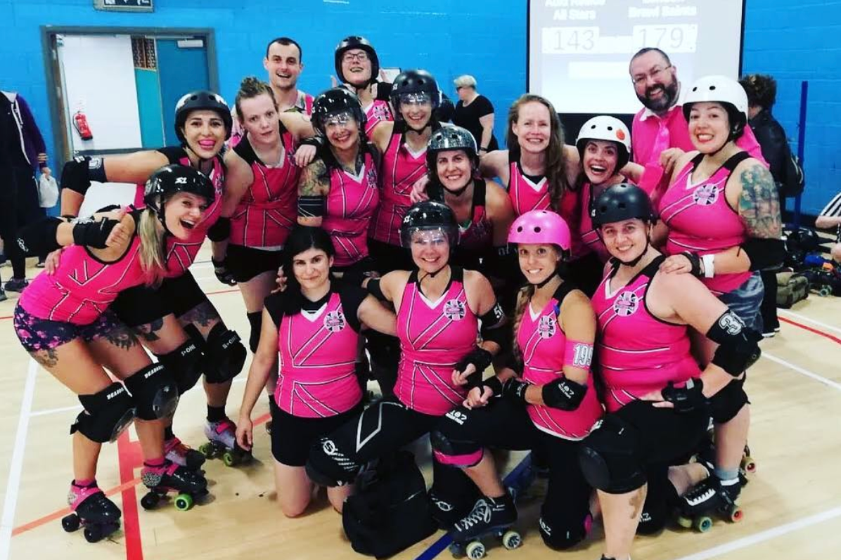 Interested in learning more about Roller Derby? The London Rollergirls will be at this screening!