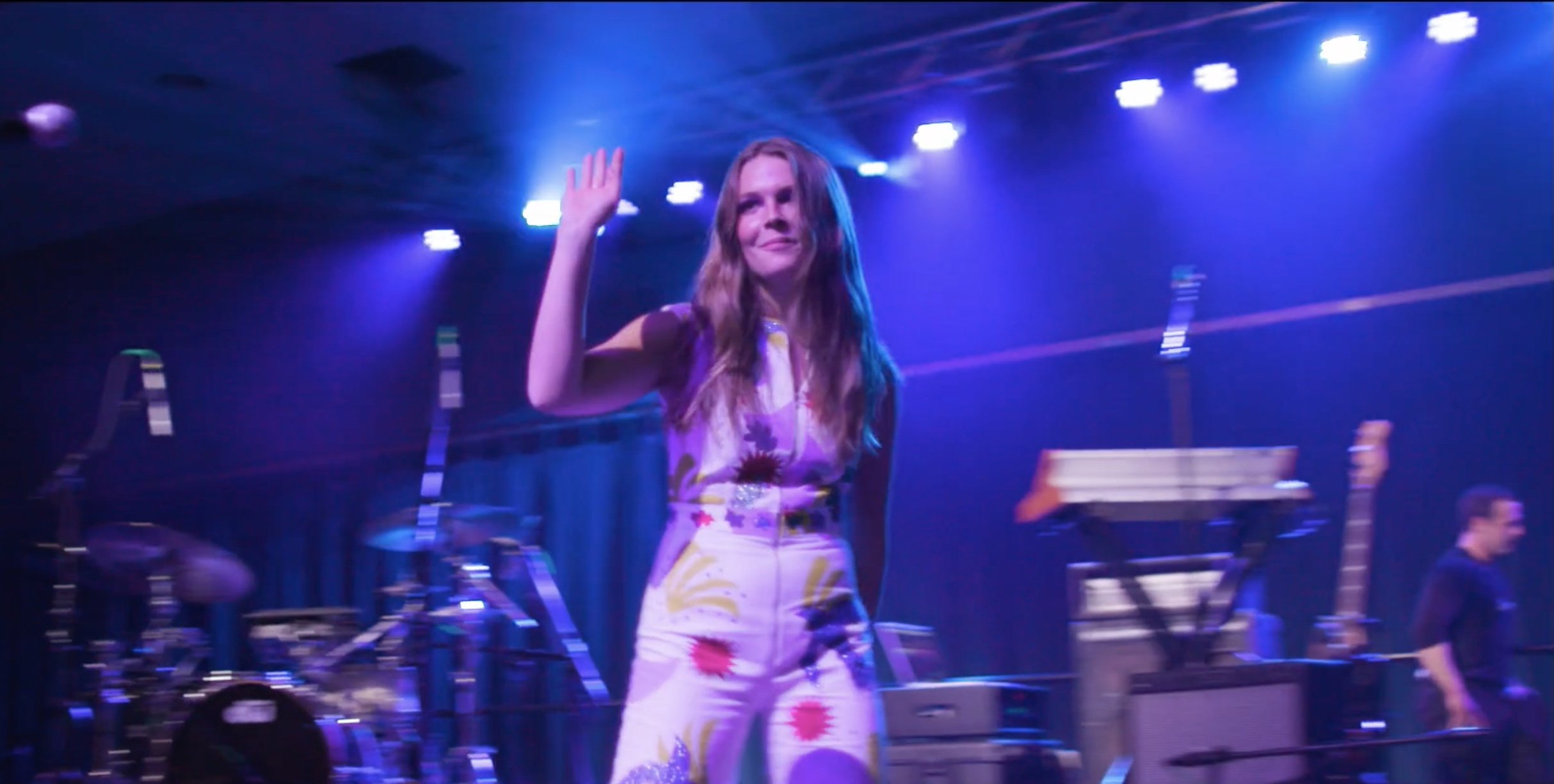 Maggie Rogers -  Back in My Body   Most Inspiring Role Model - Female Artist in Film