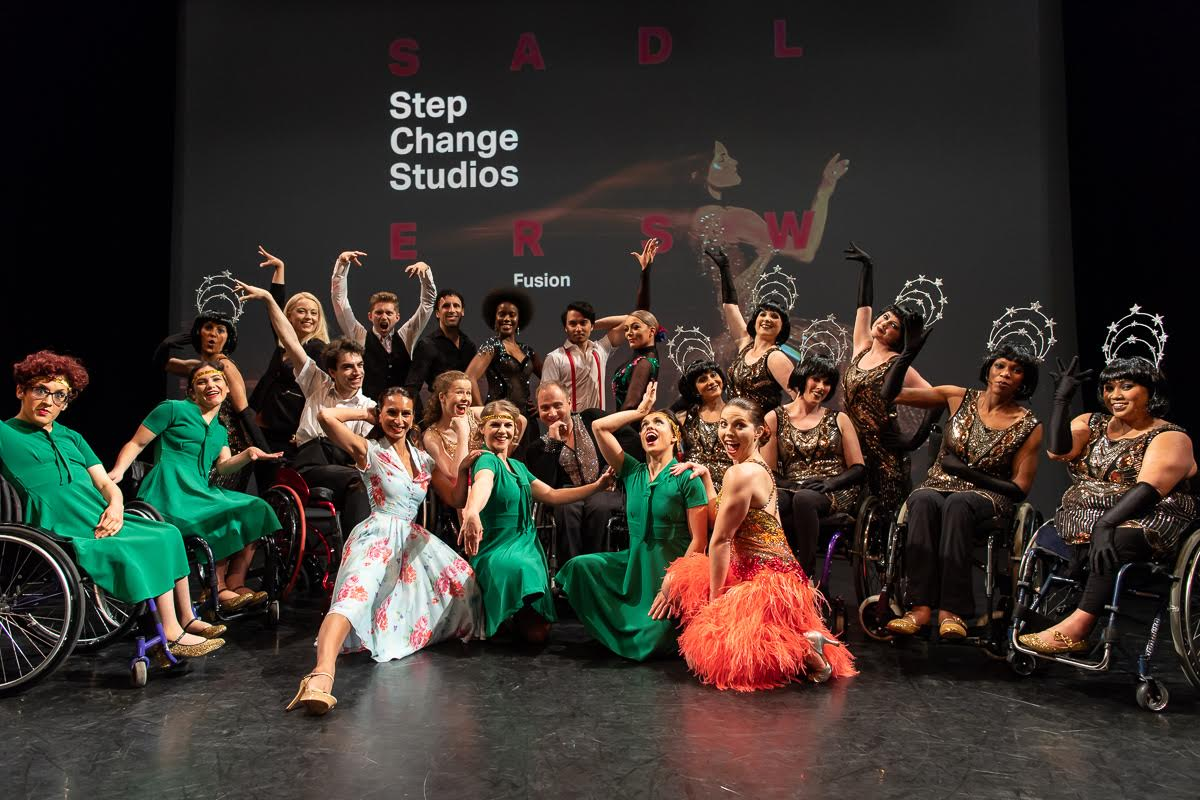 Rashmi Becker, Step Change Studios presents Fusion at Saddler's Wells