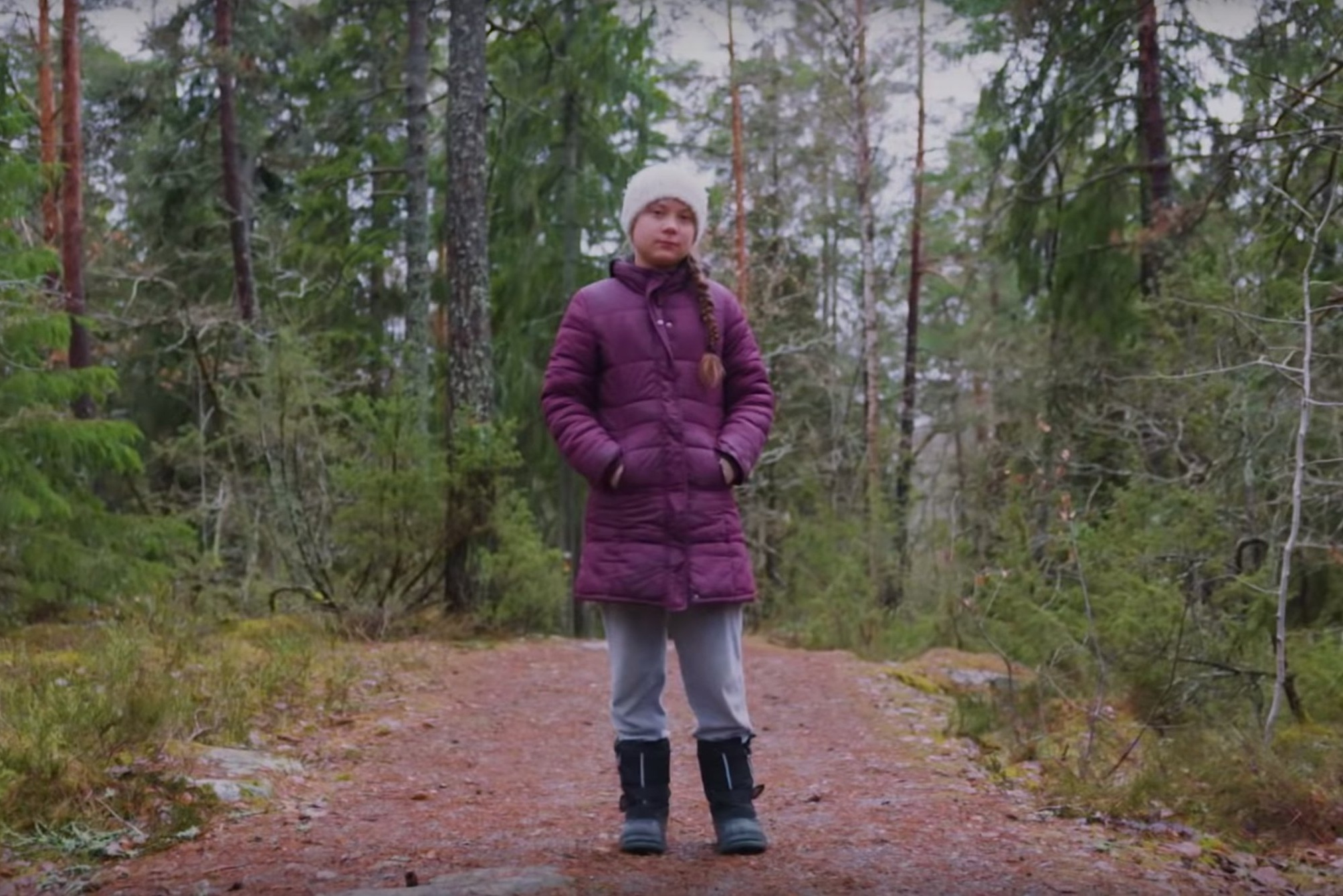 Greta - For hundreds of thousands of young people, Greta Thunberg is an icon. At only 16, she's proving you don't have to be an adult to make a world of a difference. Today, the Nobel Peace Prize nominee is among the most influential voices speaking out about Earth's dire climate crisis.Run time: 7 minutes 56 secondsDirected by: Mark Boyer
