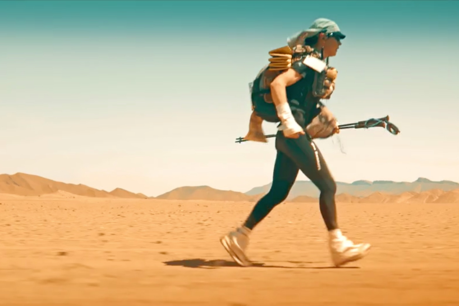 """Running For Good - This film follows Fiona Oakes in her attempt to compete in the """"toughest footrace on earth,"""" the Marathon Des Sables, a 250km race through the Sahara Desert. Her motivation? A deep desire to raise awareness for the plight of animals.Run time: 1 hour 14 minutesDirector: Keegan Kuhn"""