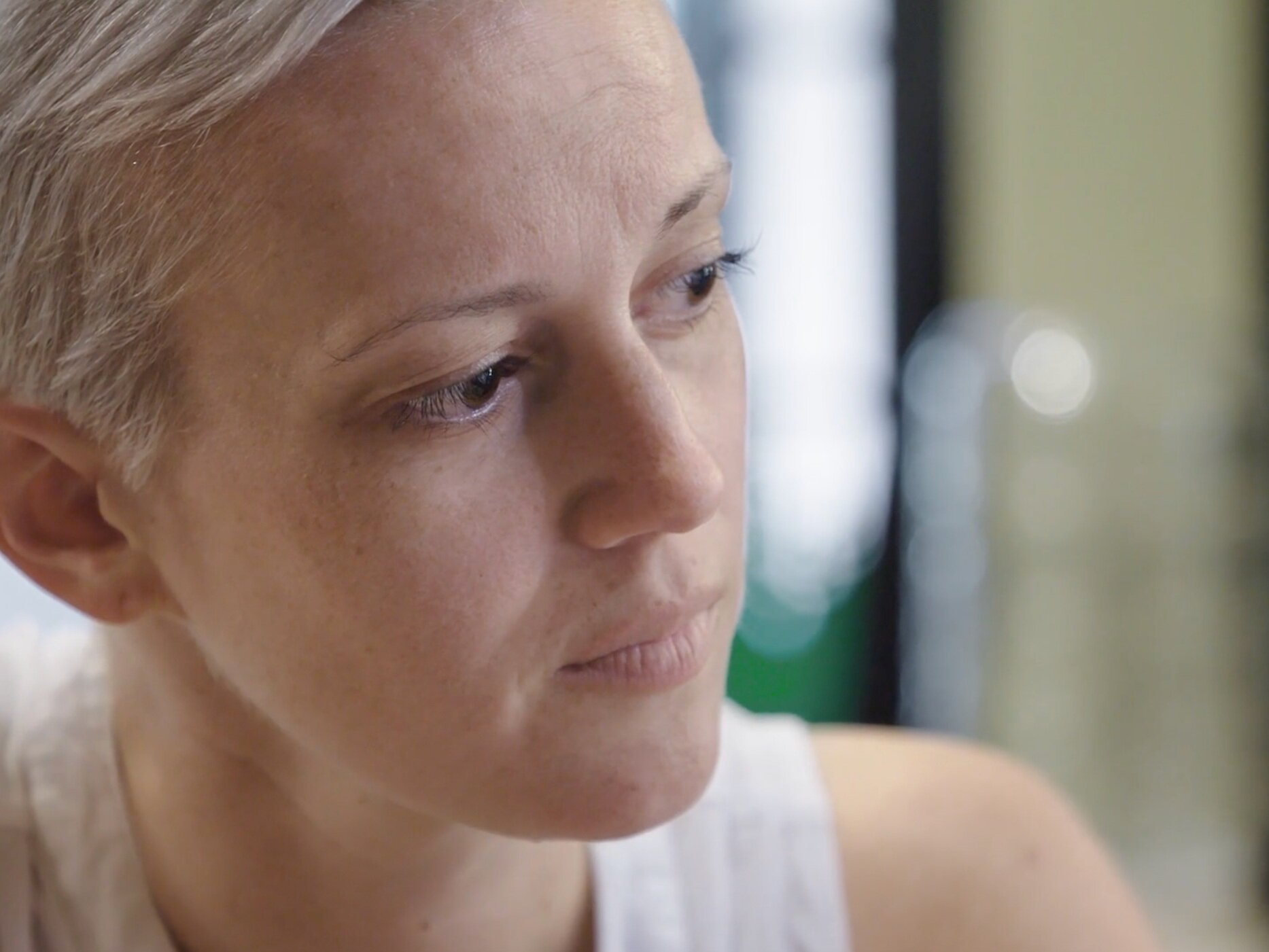 Grace - Captures the journey of a 36-year-old suburban soccer mom and breast cancer survivor who decides to reclaim her body by covering her mastectomy scars with an elaborate tattoo. Directed by a recent breast cancer survivor and created by an all-female crew.Run time: 16 minutesDirector: Rachel Pikelny *