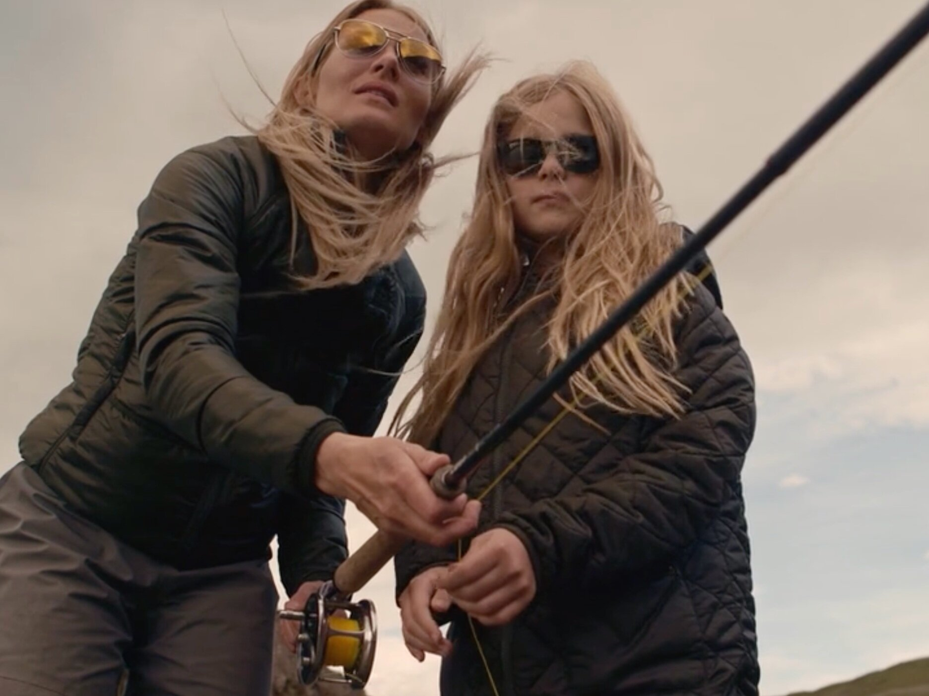 My Mom Vala - Rivers run through Vala Árnadóttir's blood and she's teaching her daughter Mathilda everything she knows. This short film paints the fantastical and mysterious country of Greenland through Mathilda's fantasies and Vala's eyes.Run time: 9 minutes 45 secondsDirector: RC Cone