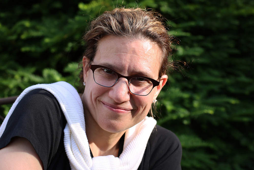 Sharon Louden, artist and educator.