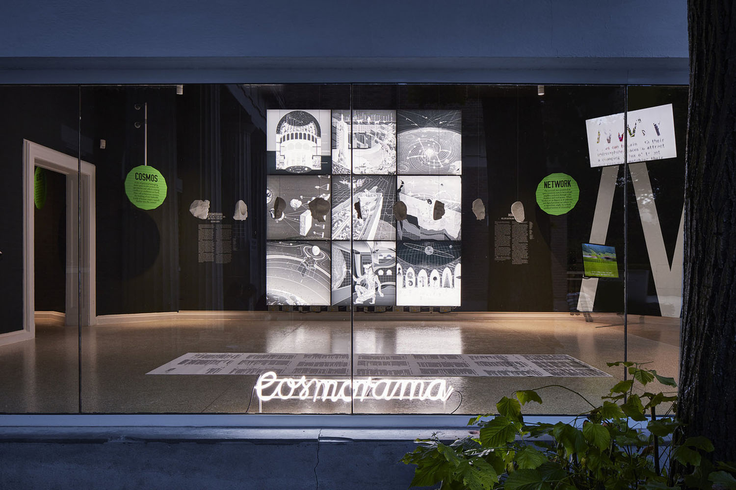 Design Earth's  Dimensions of Citizenship  installation. Image  ©  Tom Harris