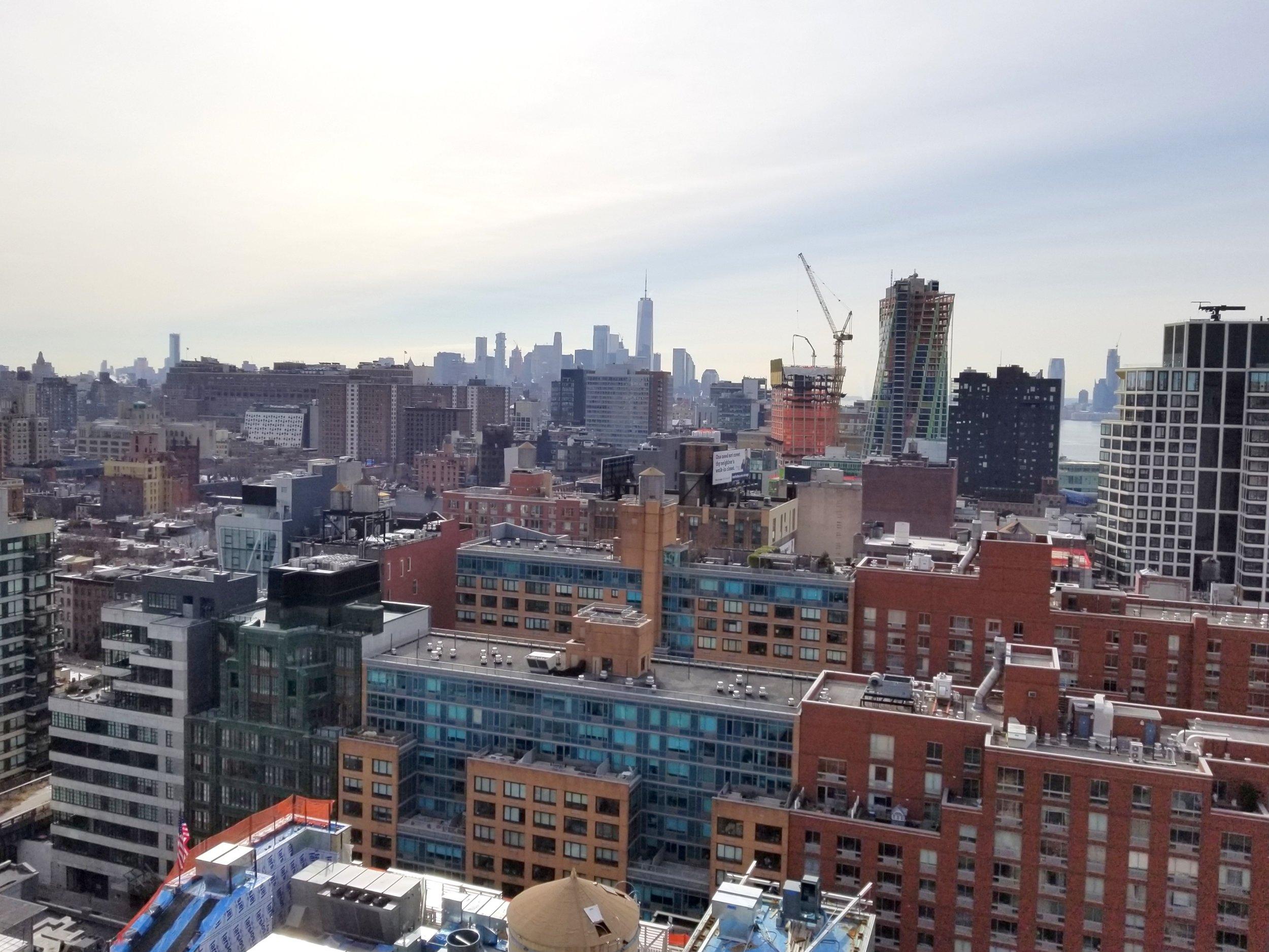 545 W 25 Skyline View