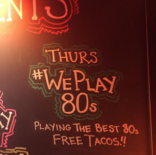 #WePlay80s