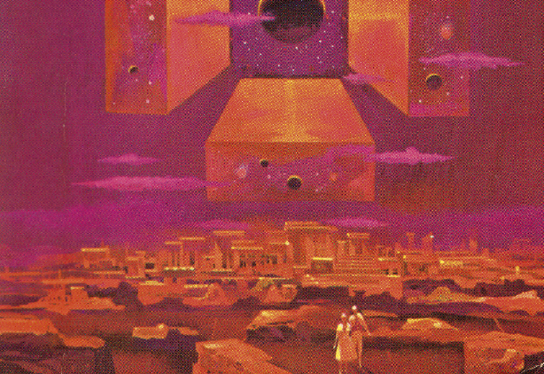 cover for  The End of Eternity by Isaac Asimov