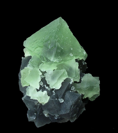 fluorite from China by  The Arkenstone