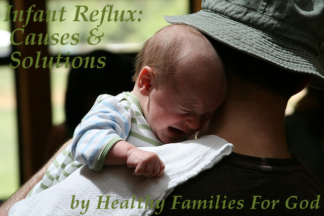 Infant Reflux: Causes & Solutions by HFFG