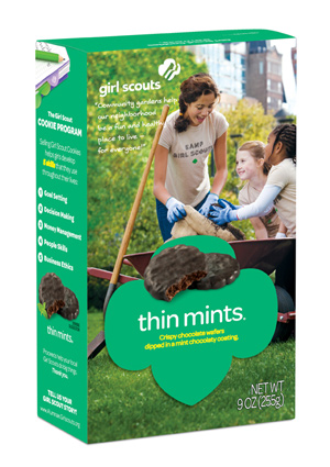 thin mints girl scouts