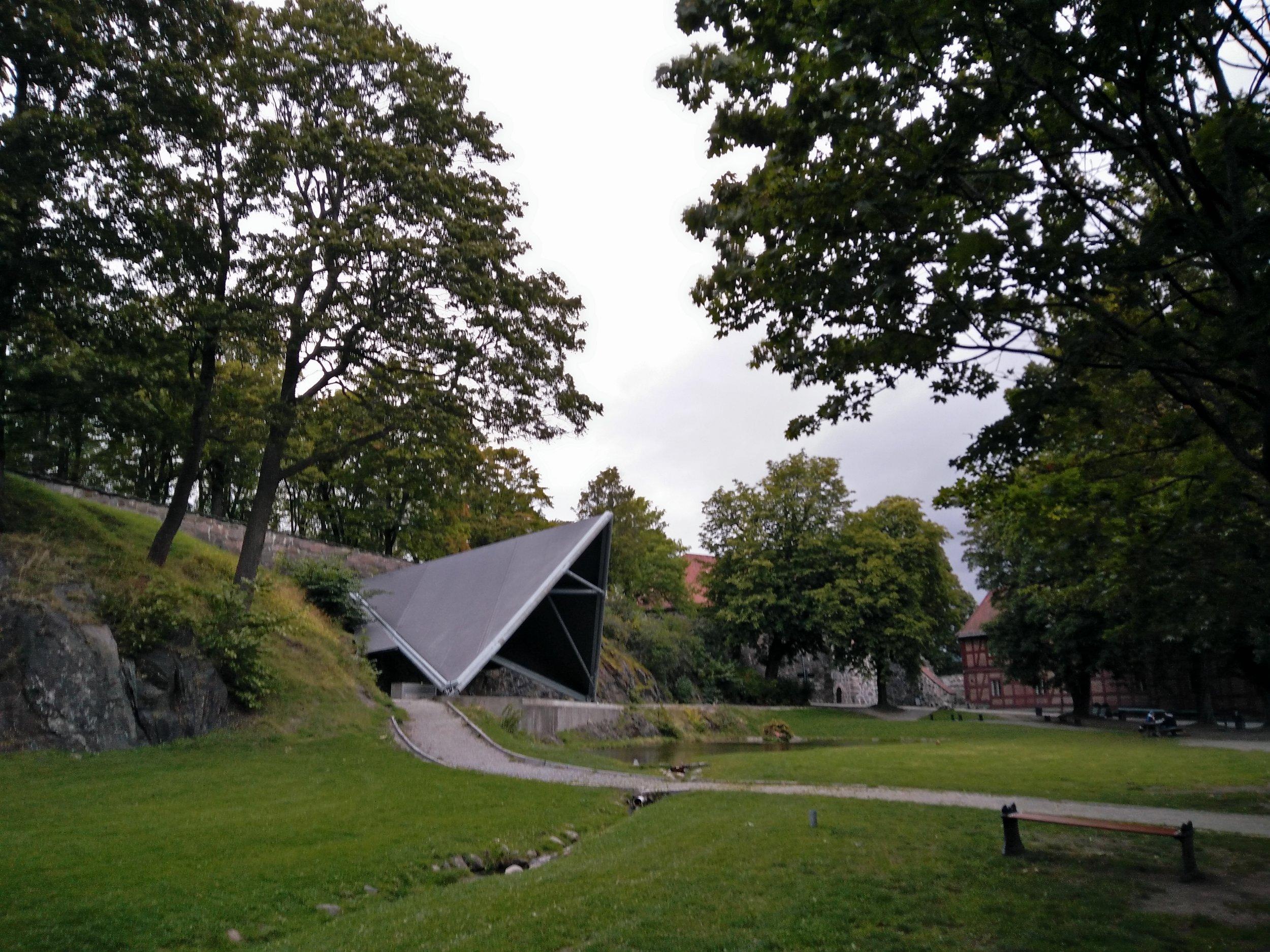 Oslo, Early Autumn 2017.