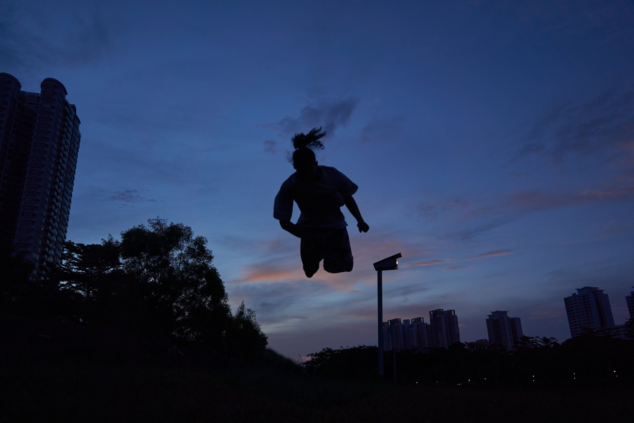 Taken in May 2019, at Bishan Park in Singapore, with a Sony A7III.