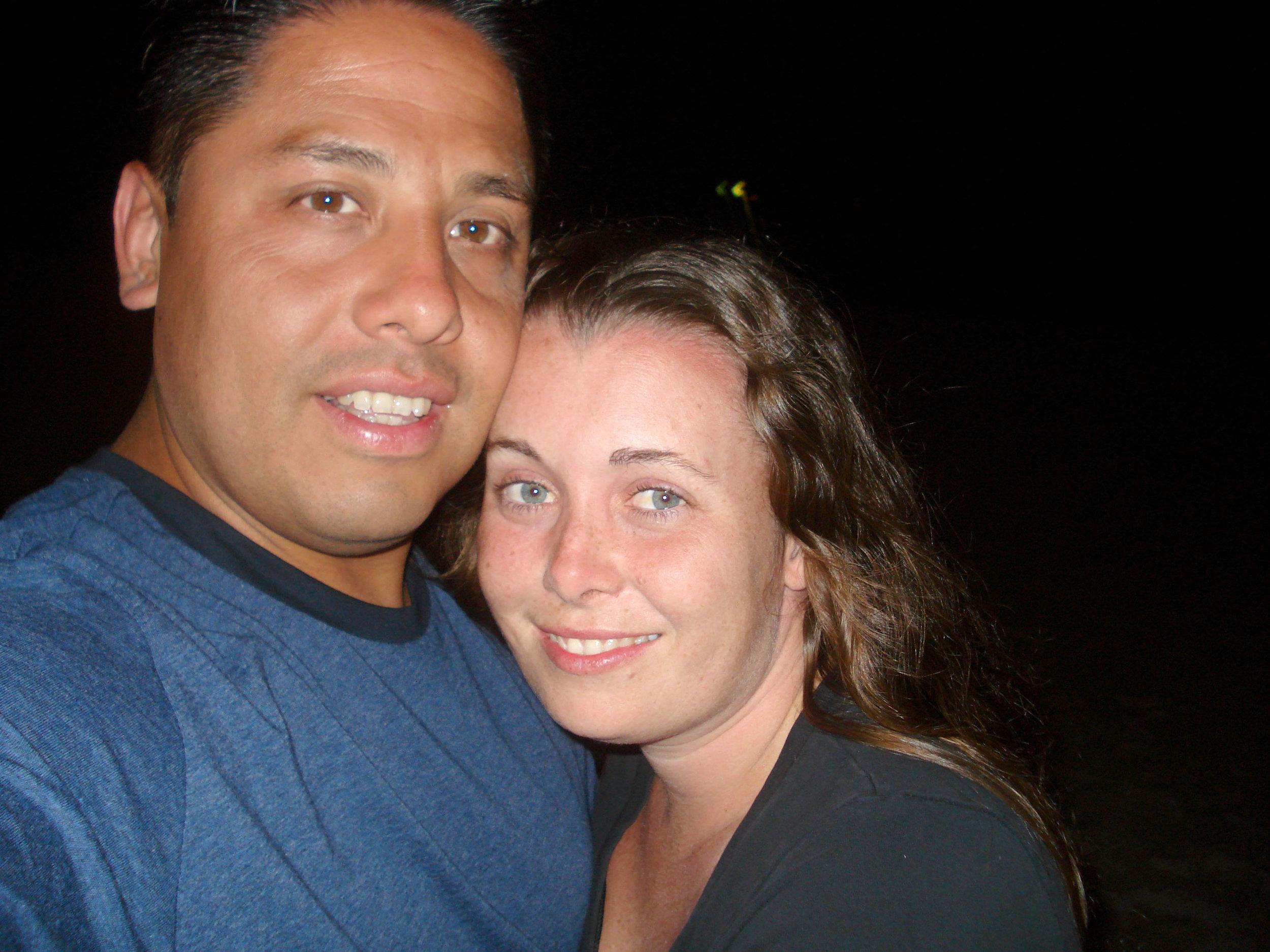 Mara and Wilfrido Adopt