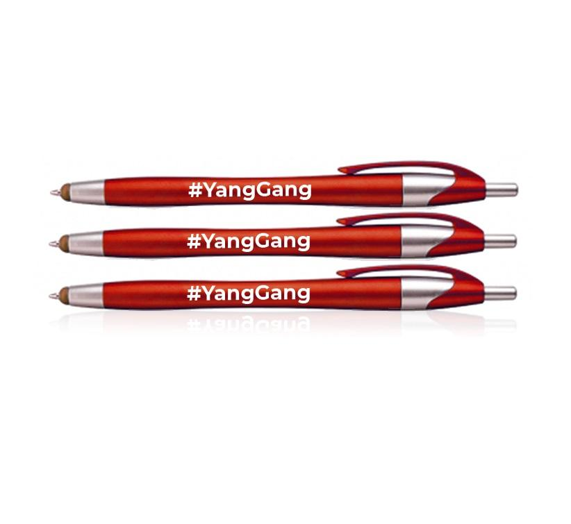 #YangGang Pens