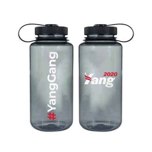 #YangGang Water Bottle