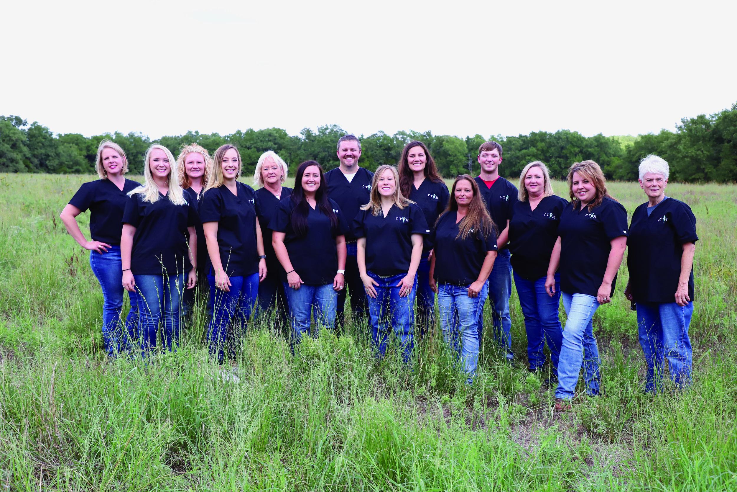 CTVH Staff