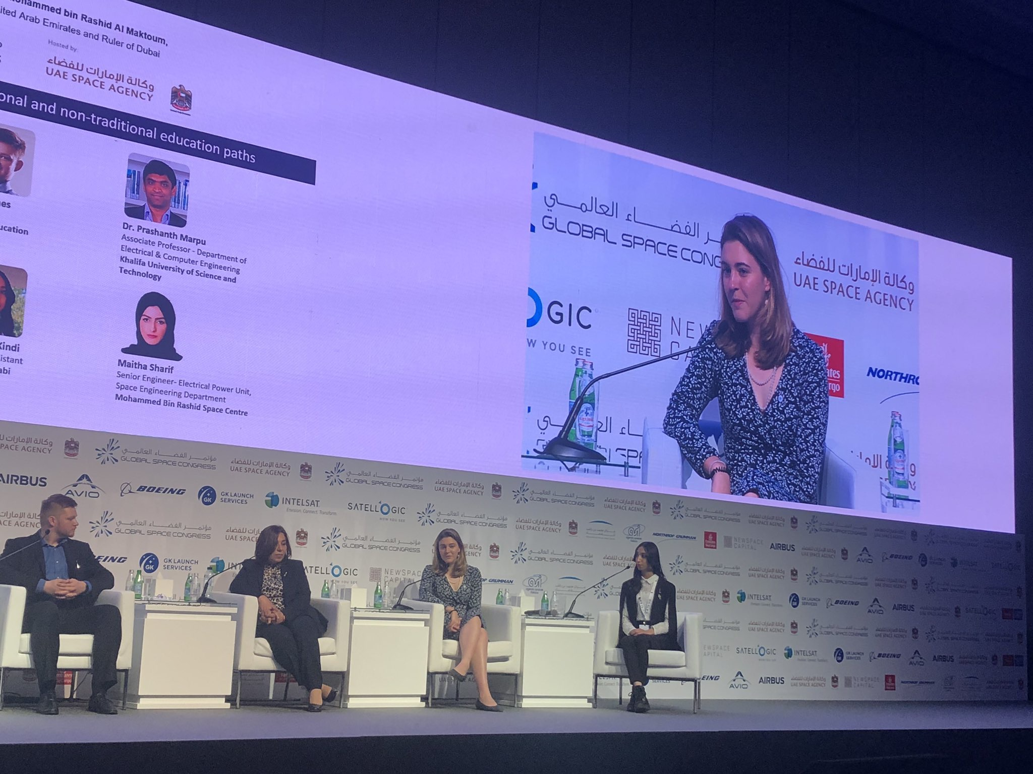 Global Space Congress, Abu Dhabi 2019
