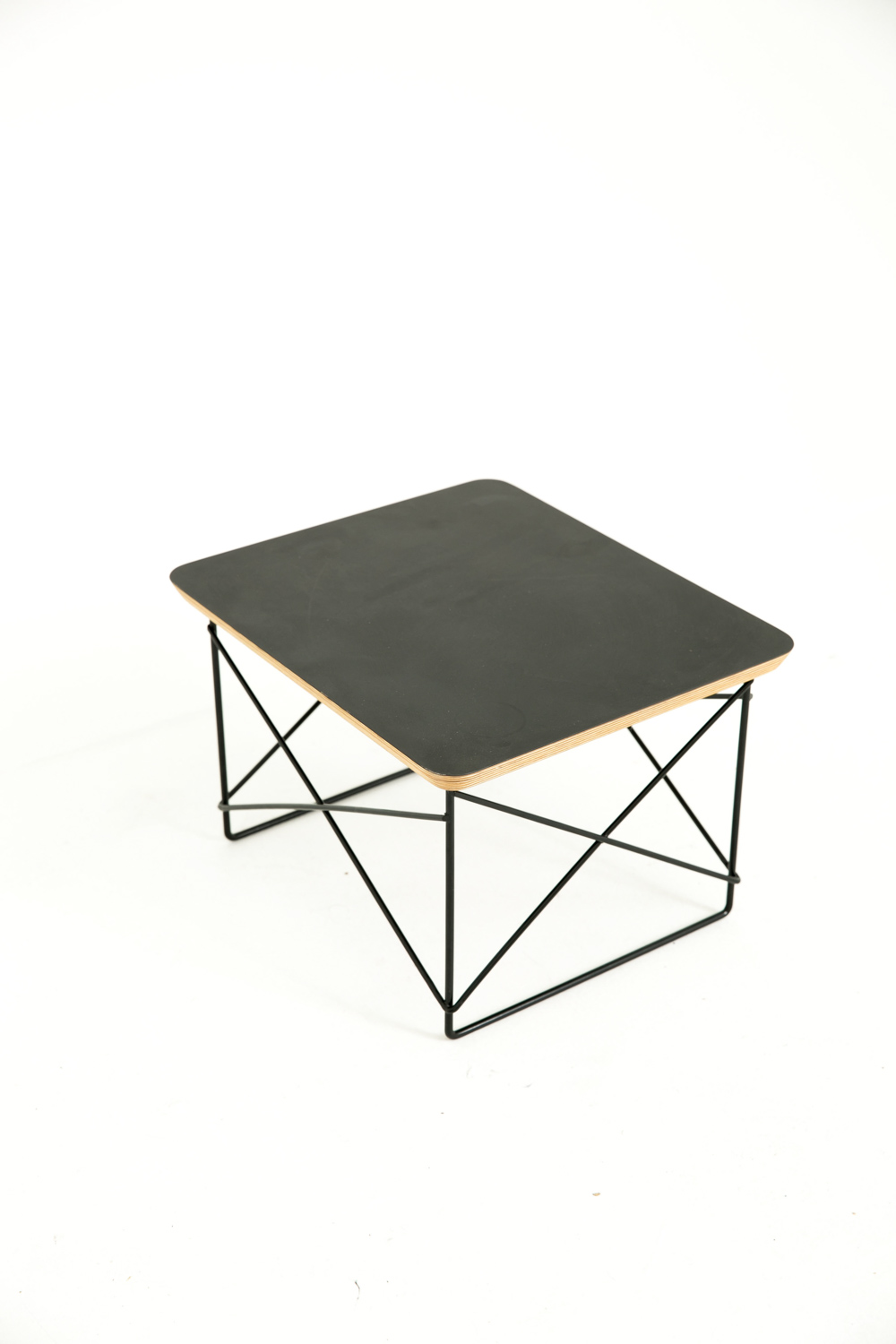 Geo Side Table Black