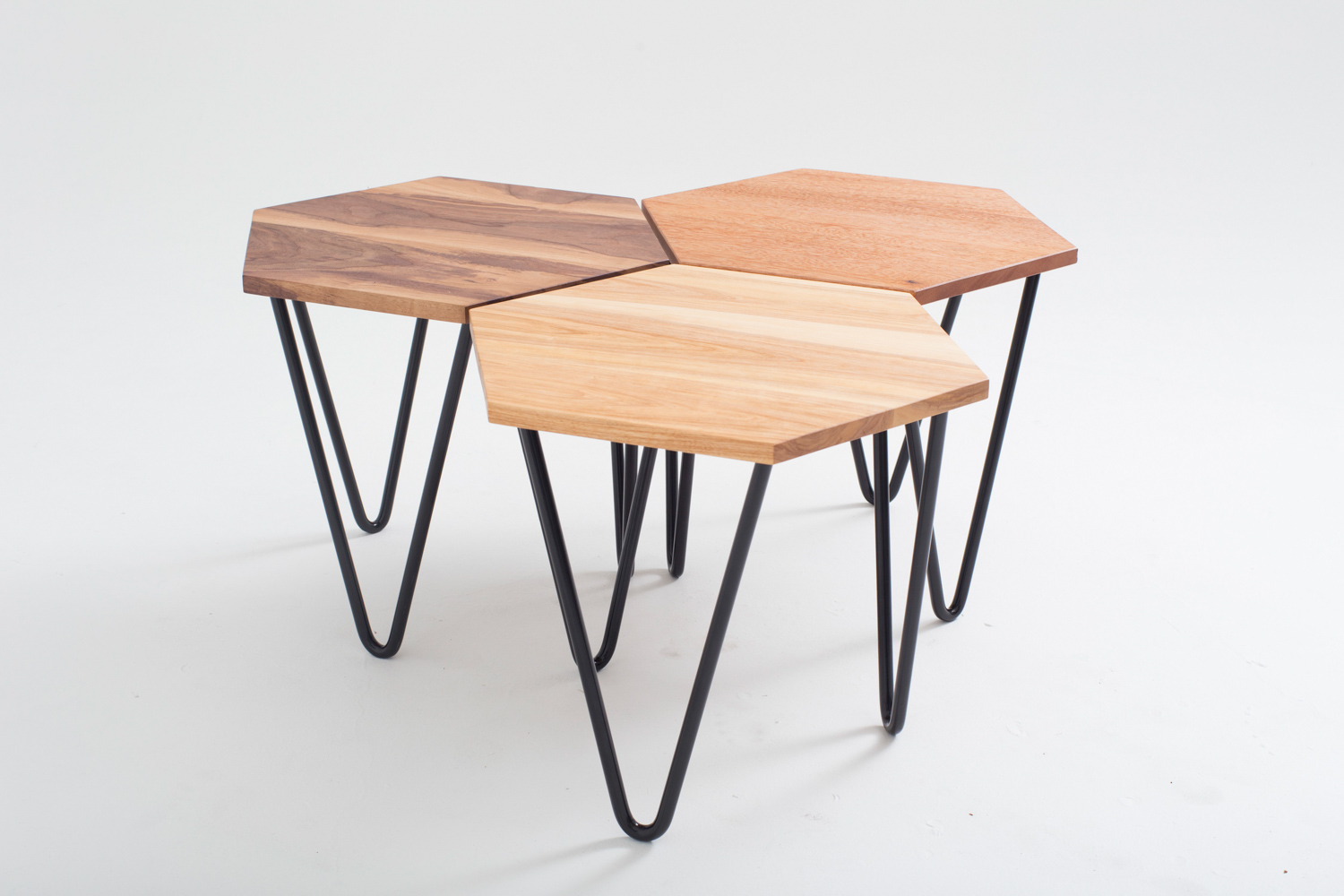 Yeah! Nesting Table Set Black
