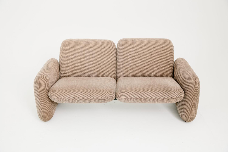 Chicklet Sofa