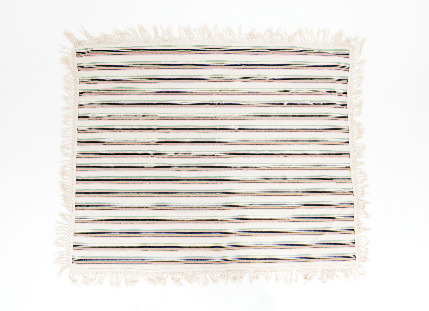 Tassels Large Blanket