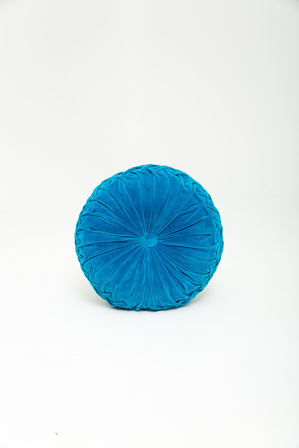 Blue Floor Pillow