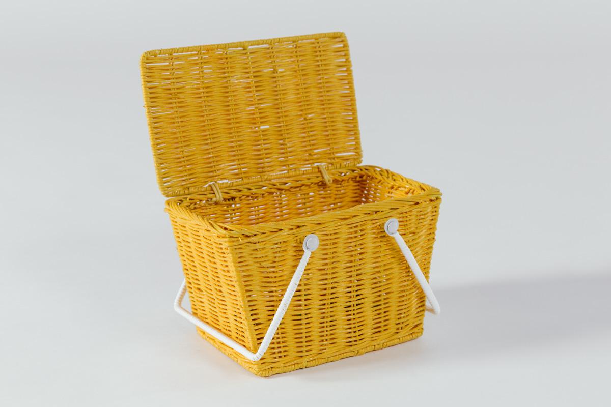 Marigold Picnic Basket