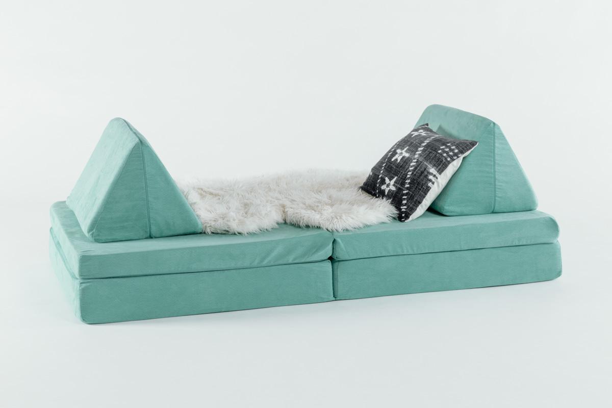 Sea Green Play Sofa