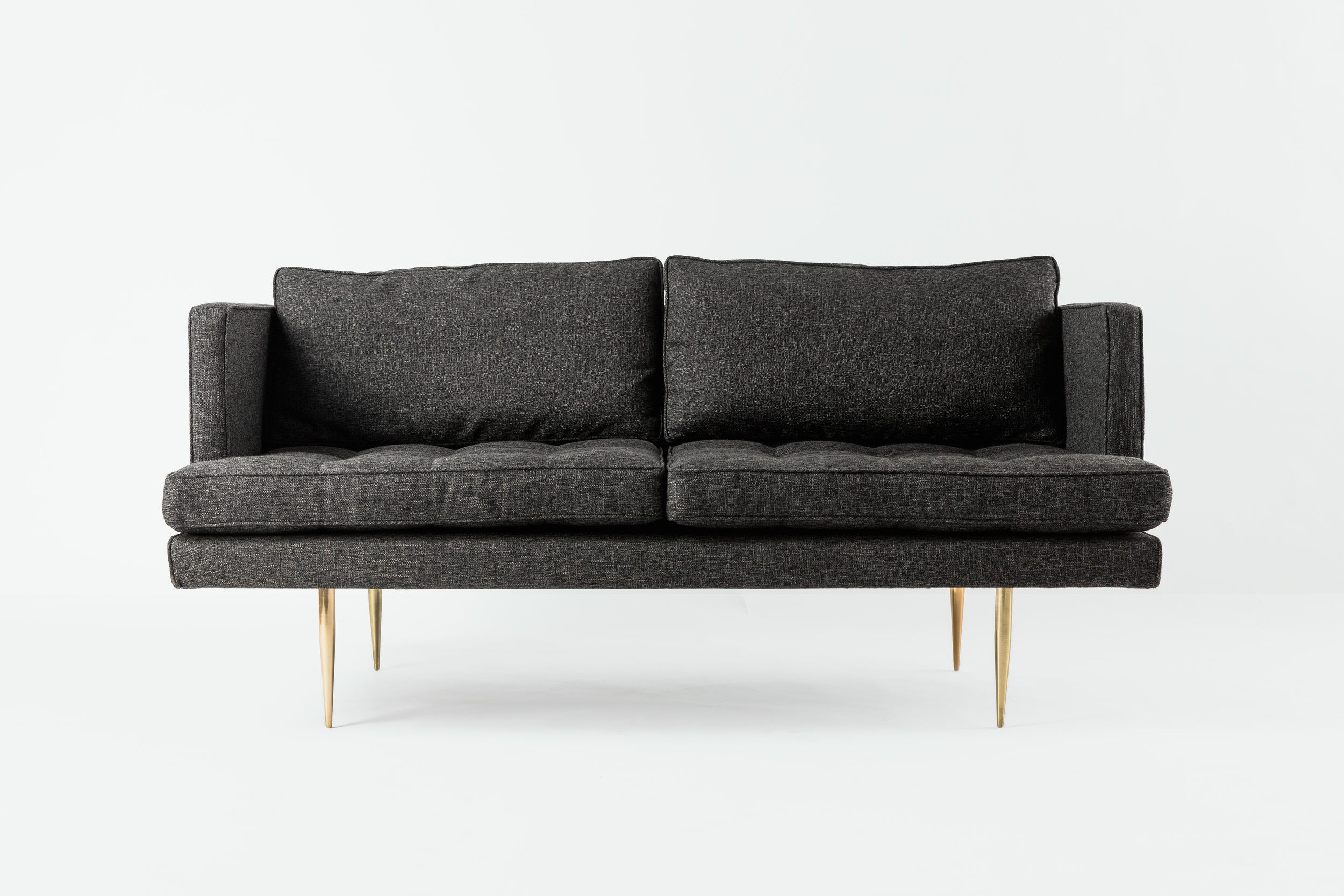 Organic Modernism Two-Seater