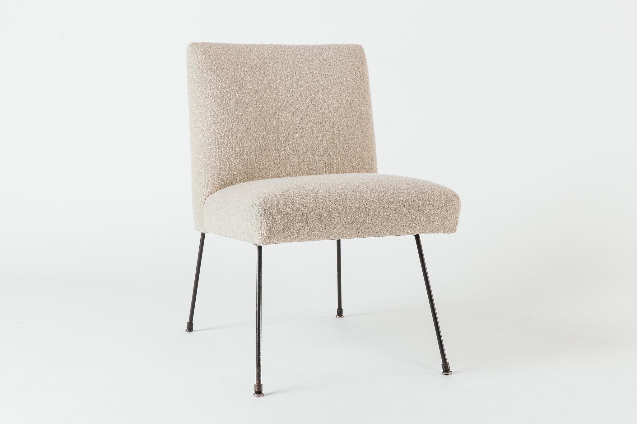 Milo Baughman Lounge Chair Taupe