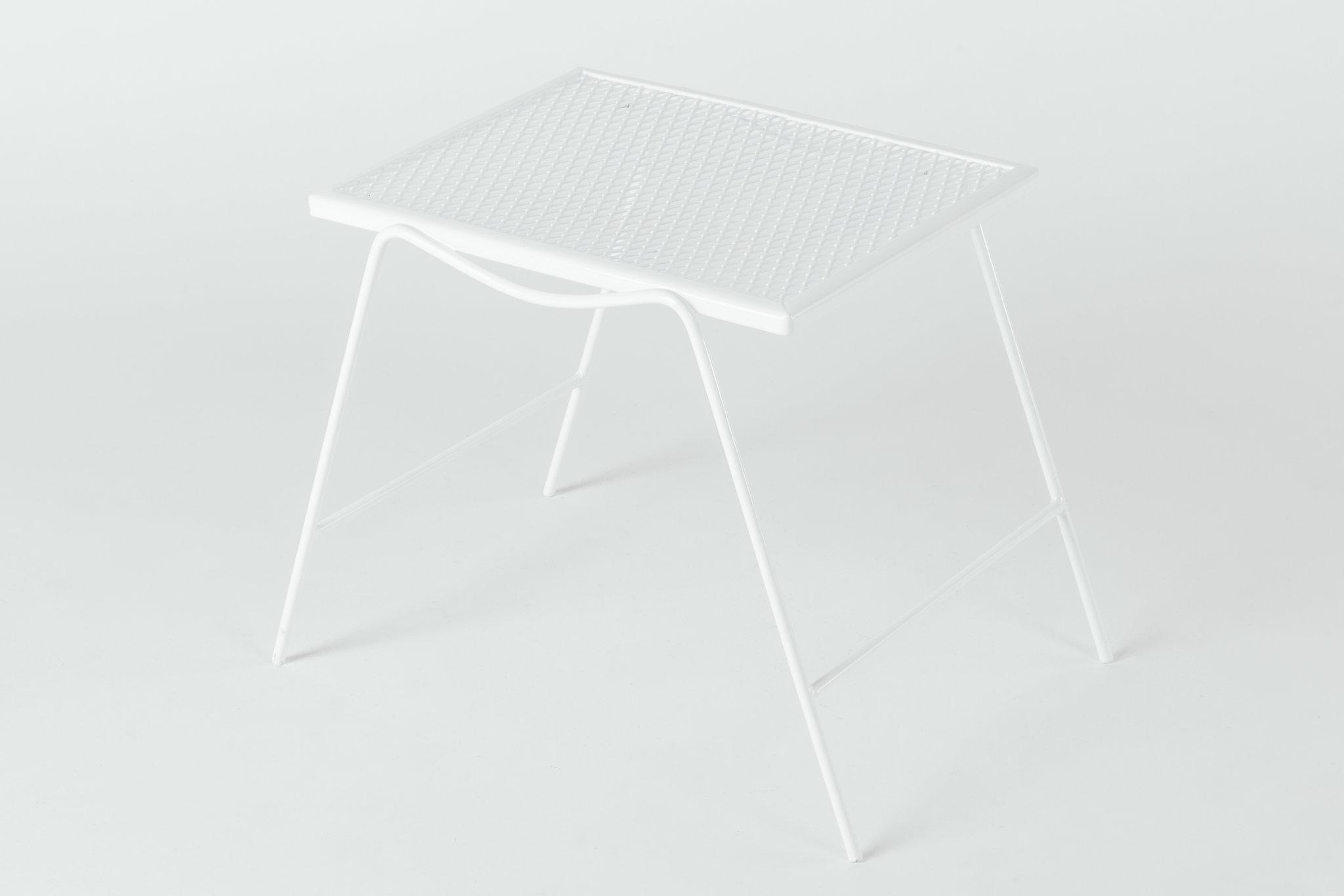 Woodard Side Table