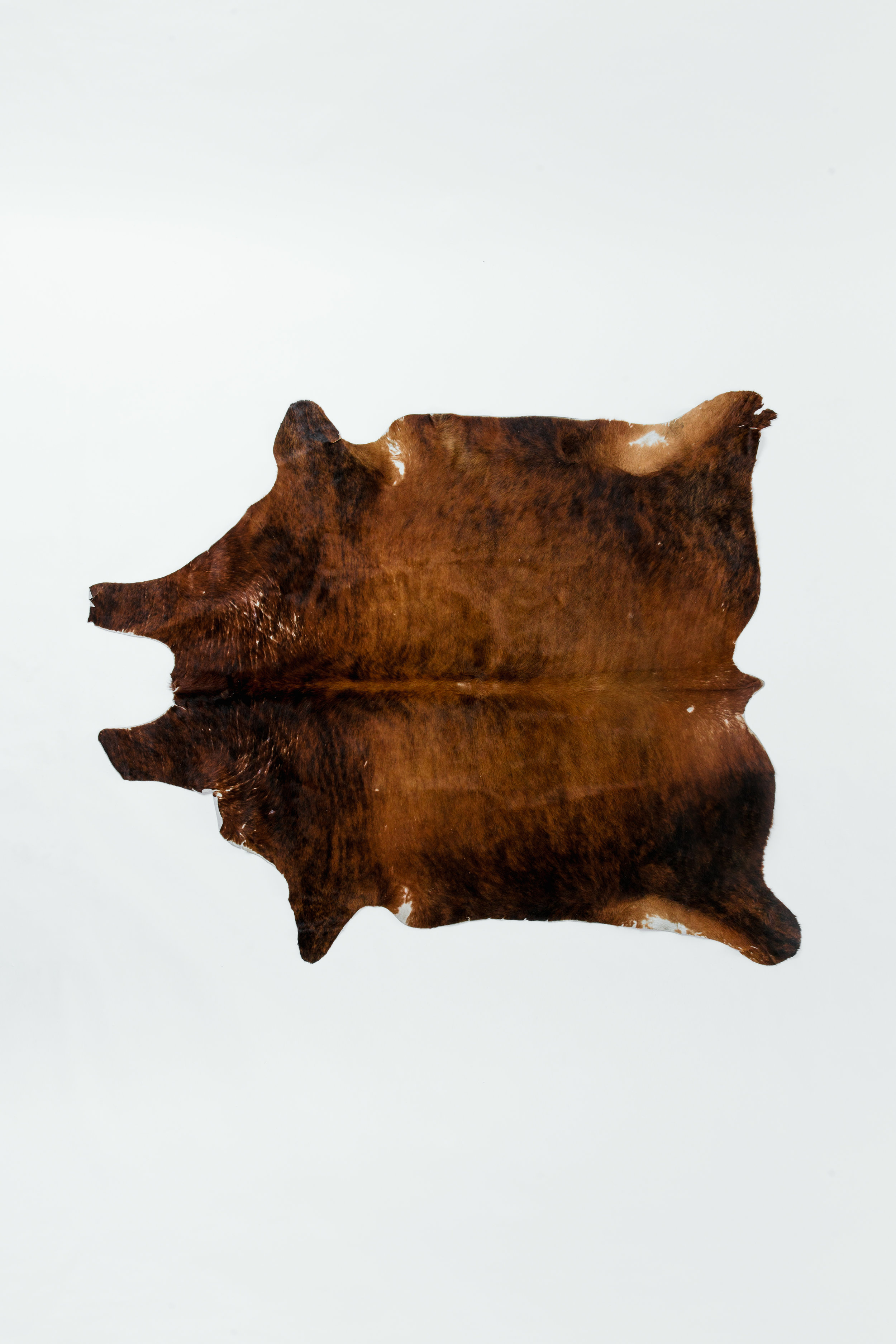 Brown Cowhide