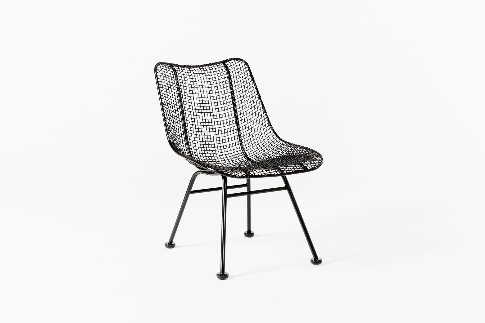 Woodard Chair Black
