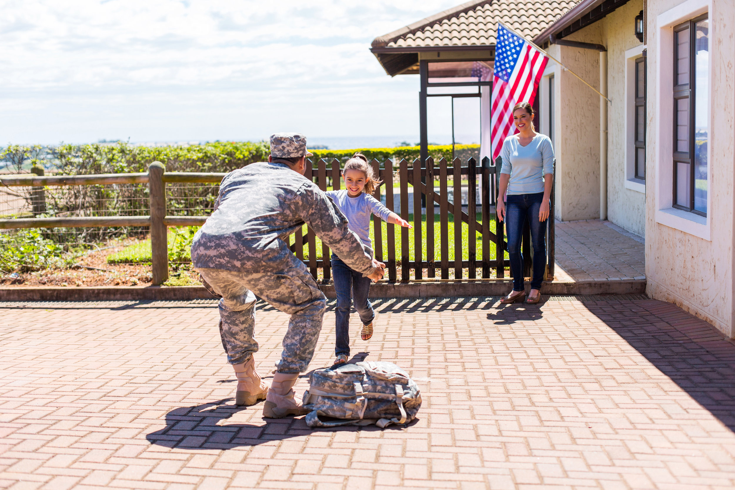 ARE YOU READY FOR THE NEXT STEP? - Connect with your VA SPECIALIST