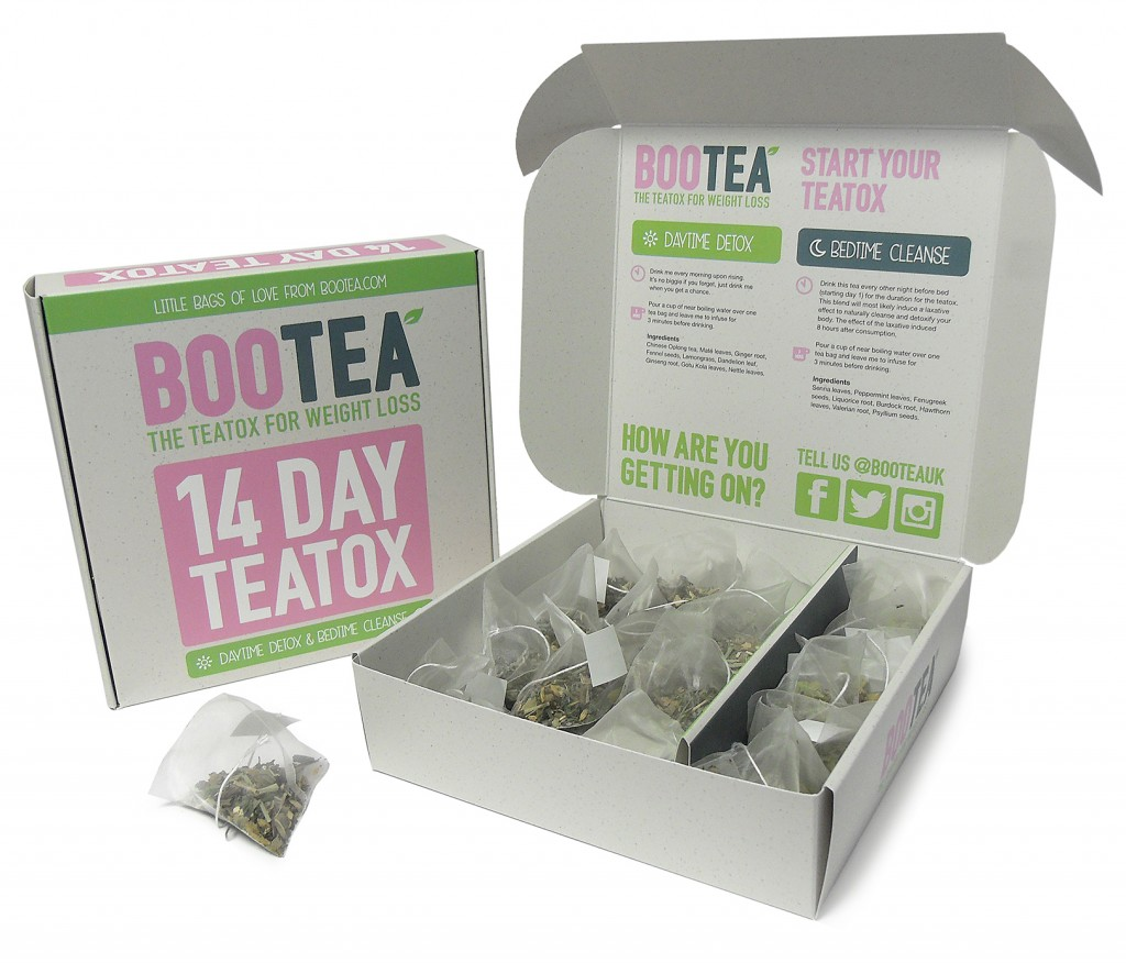 BooTea - Retail Packaging
