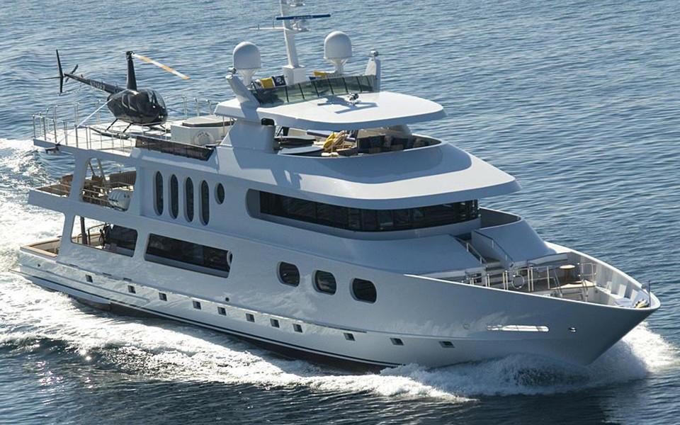 143' Sun coast - 1998 / 2008 Re-fit8 hrs $16,000 + ExpensesWeek $96,000 + ExpensesMaximum Passengers: 12Location: Marina Del Ray