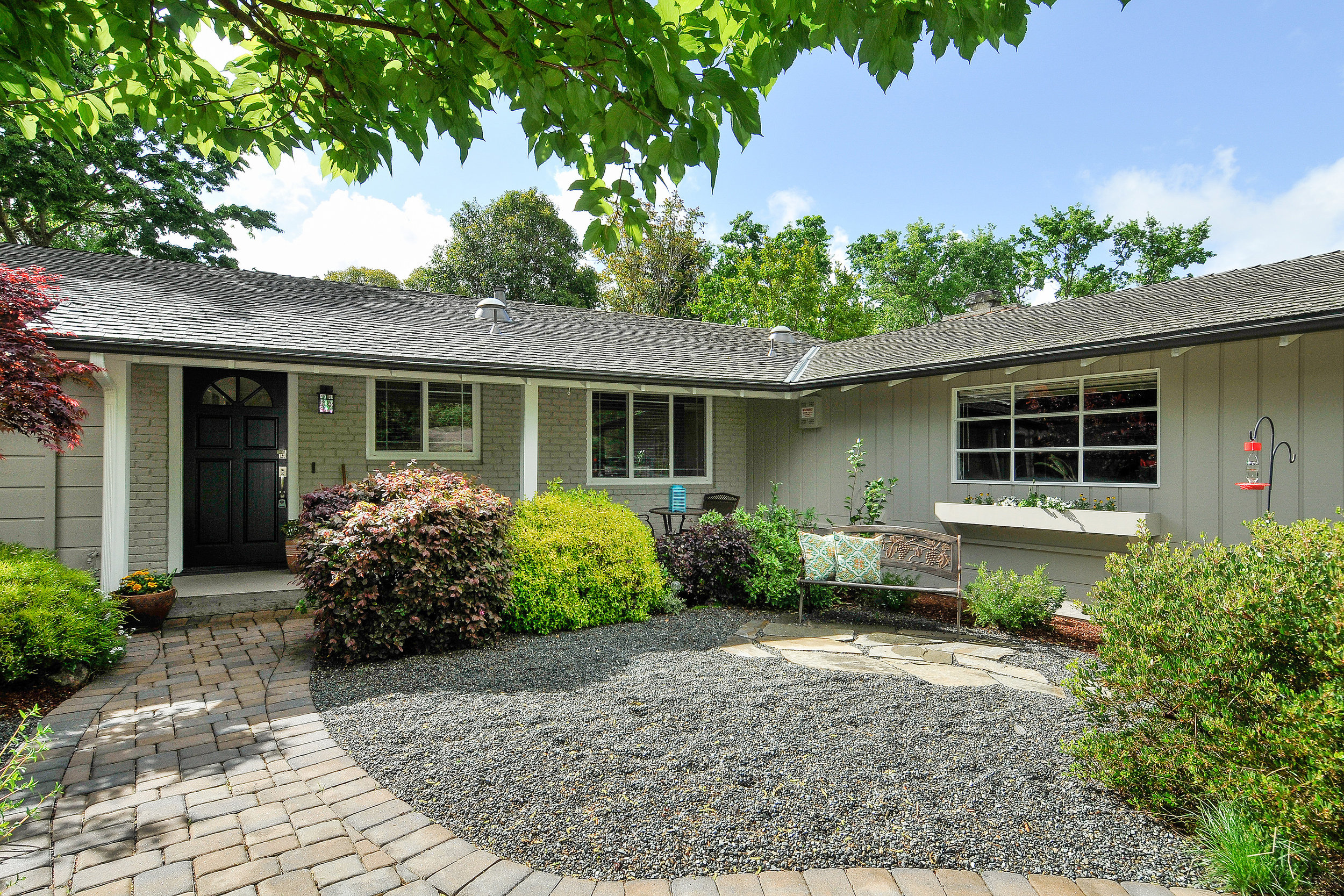 12 calvin court, walnut creek, ca  listed: $975,000 sold: $1,170,000 represented seller