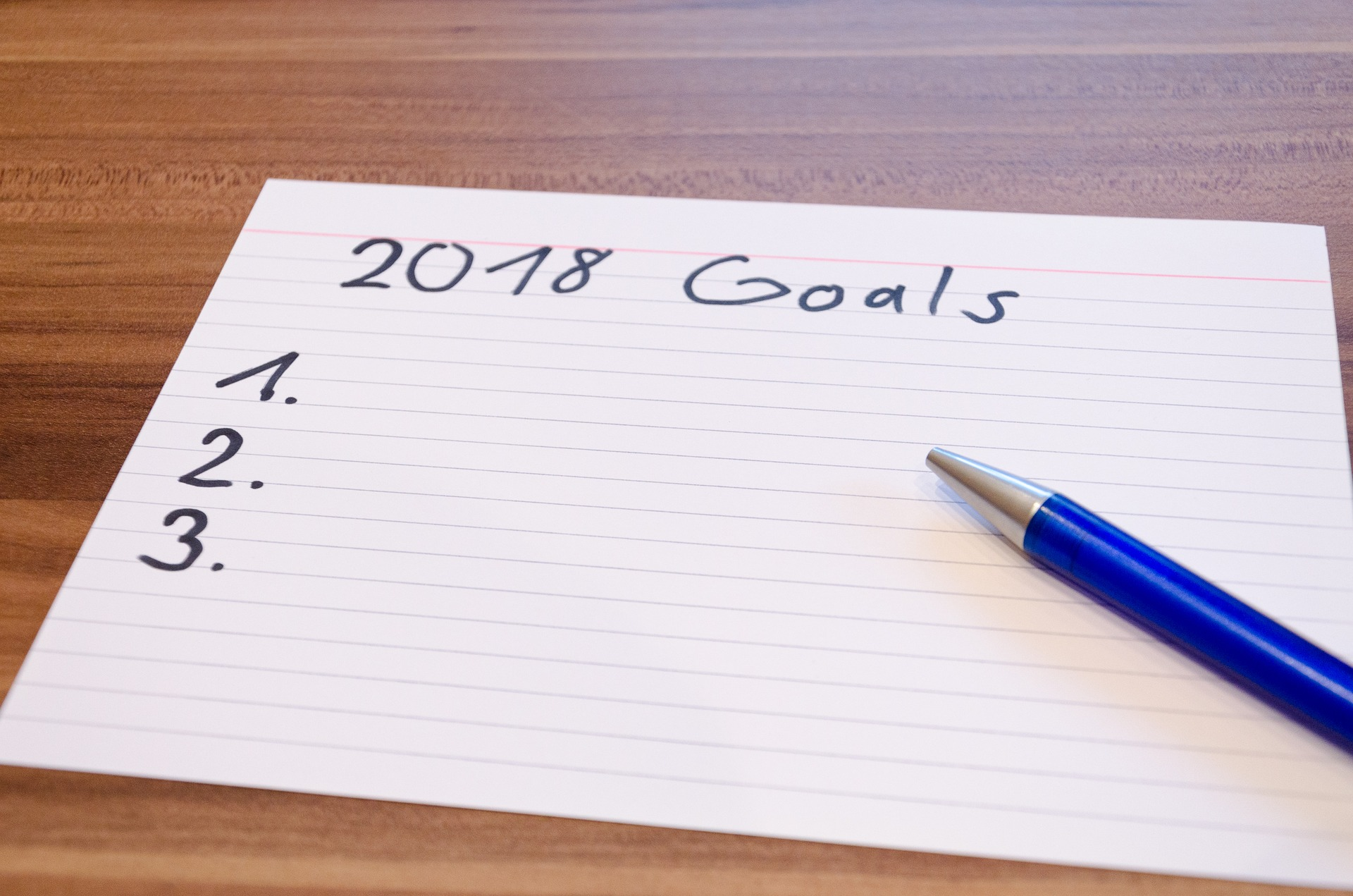 2018 Resolutions Estate Planning