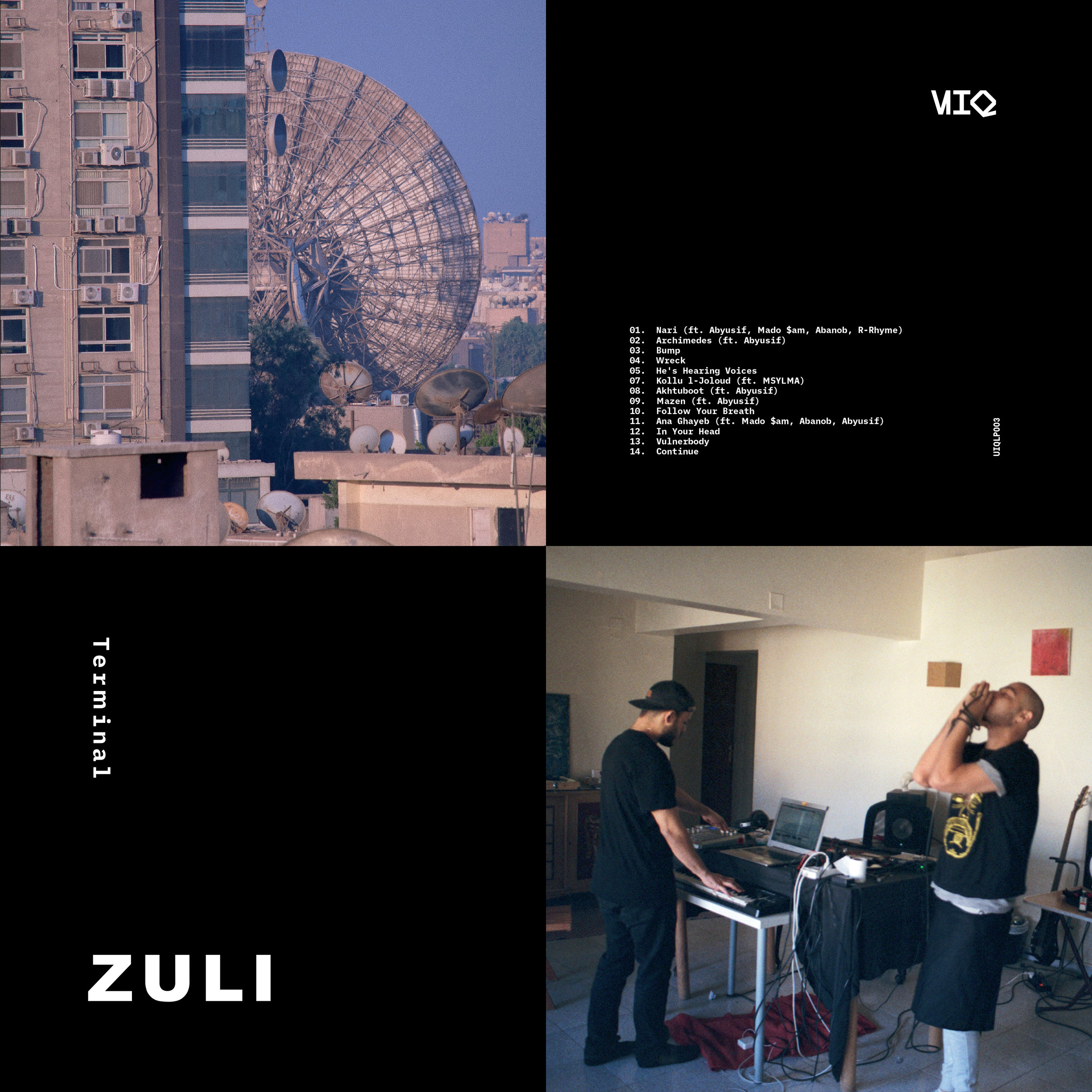 One of our favorite artists, in the world, Zuli gets ready to drop his album for UIQ go check out the preview track below, premiered on FACT and make sure to check out his mix for us at JEROME