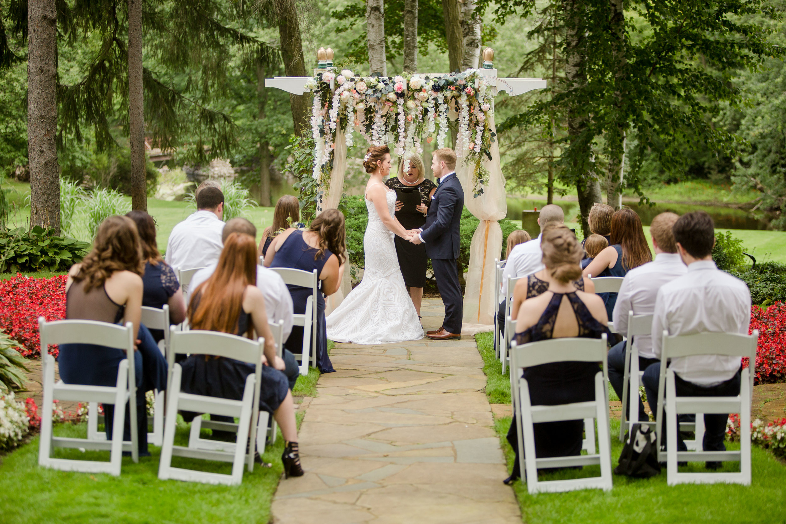The 'i do's' captured by photographer  Heather Kanillopoolos