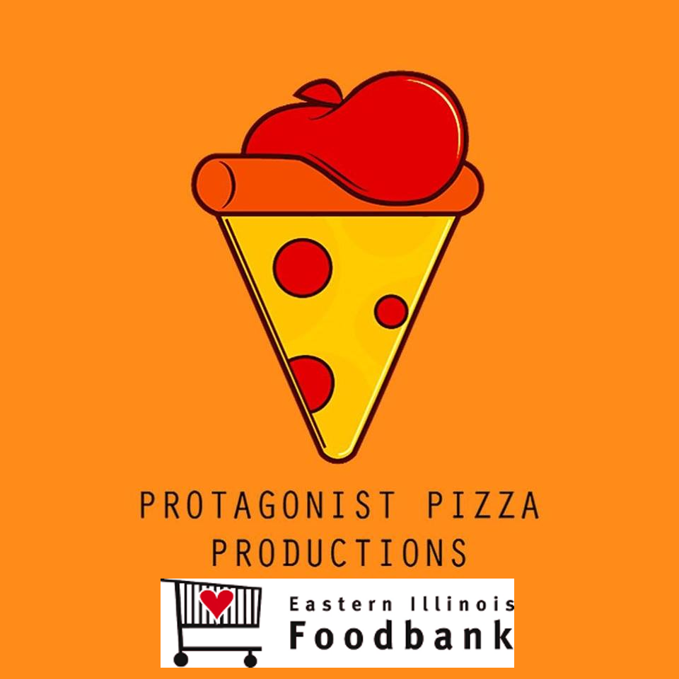 Pizza Party Auditions/FOOD DRIVE! - Come to our auditions on September 23rd any time from 12-3PM at the Urbana Free Library! If you bring a non-perishable food item, you will be given a priority audition slot, so help out some people while helping yourself!For more info, click on the picture to the left.