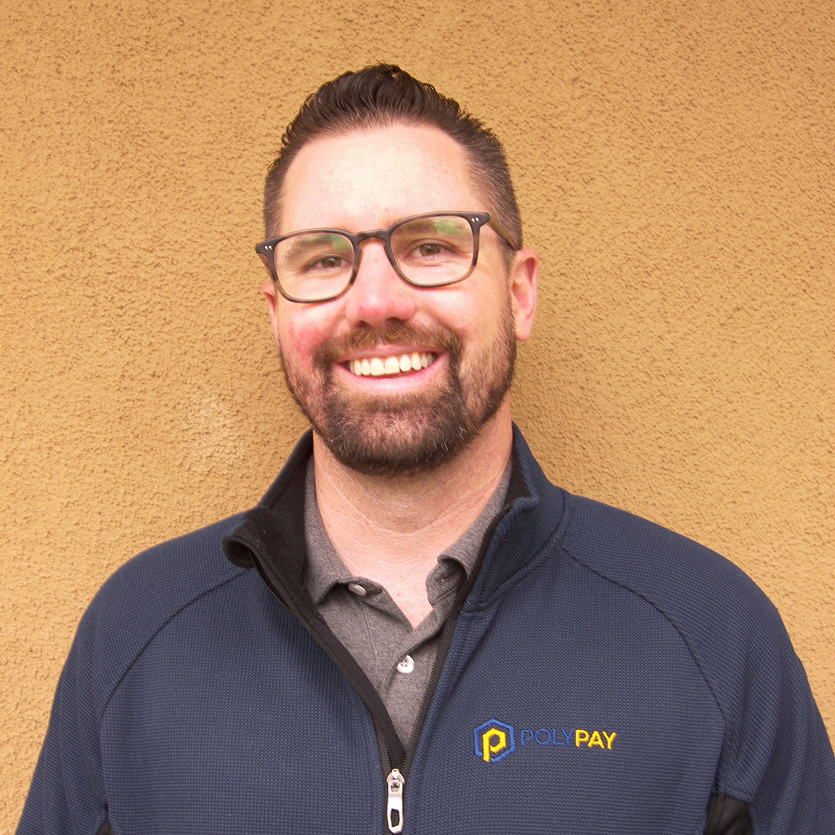 "Ross Sprague   Ross Sprague joined PolyPay in February of 2017. Ross brings a background of accounting, finance, management and national sales experience to his role as Vice President of Sales for PolyPay.  Ross grew up in Coalinga, a small town in the Central Valley of California where he was taught to be a man of his word and that a handshake still means something. Ross attended California State University Fresno where he graduated with a Bachelor of Science in Accountancy. During his years at Fresno State, Ross was a walk-on for the Bulldogs Football team playing as a Safety and threw the Javelin for the Bulldogs Track and Field team.  Upon graduation from college, Ross began his professional career working as a Registered Investment Advisor in Fresno in January of 2008. Ross then moved to San Luis Obispo in 2009 where he helped manage Firestone Grill for 4 years. In 2013, Ross joined Gibson Enterprises, a national manufacturer of consumer goods, where he worked his way up from an Account Executive to Vice President of National Sales, selling to some of the largest retailers in the world.  At PolyPay, Ross enjoys taking what is often a ""pain point"" of their business and making merchant processing something that business owners can understand and feel comfortable with going forward. In an industry rife with a lack of transparency, confusion can lead merchants to become discouraged and taken advantage of; it does not have to be that way and it is not with Ross and PolyPay.  Ross currently lives in San Luis Obispo with his wife Chelsea. Ross enjoys his free time with lots of backyard BBQs, riding his road bike around San Luis Obispo County and hiking the local hills with their dog Lucy."