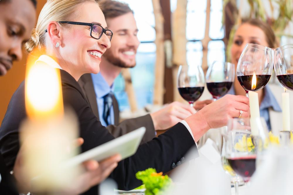 Networking Business Professionals