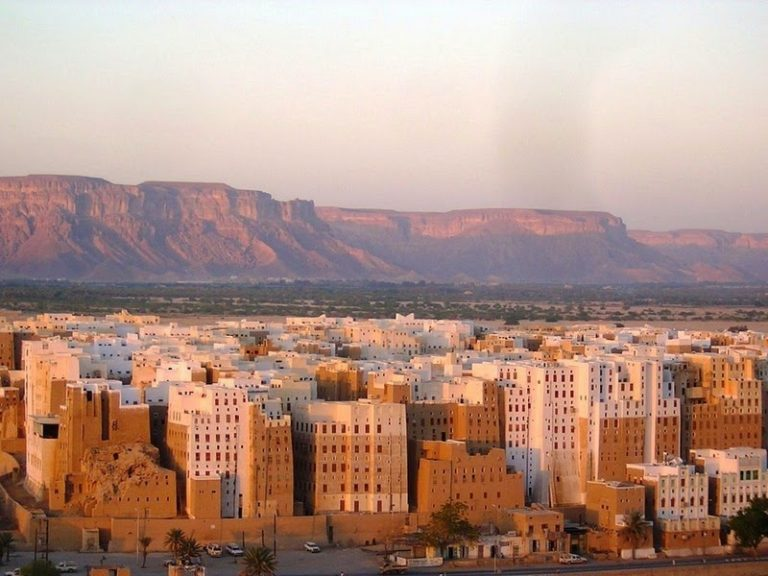 SHIBAM - HADHRAMOUT, MANHATTAN OF THE DESERT