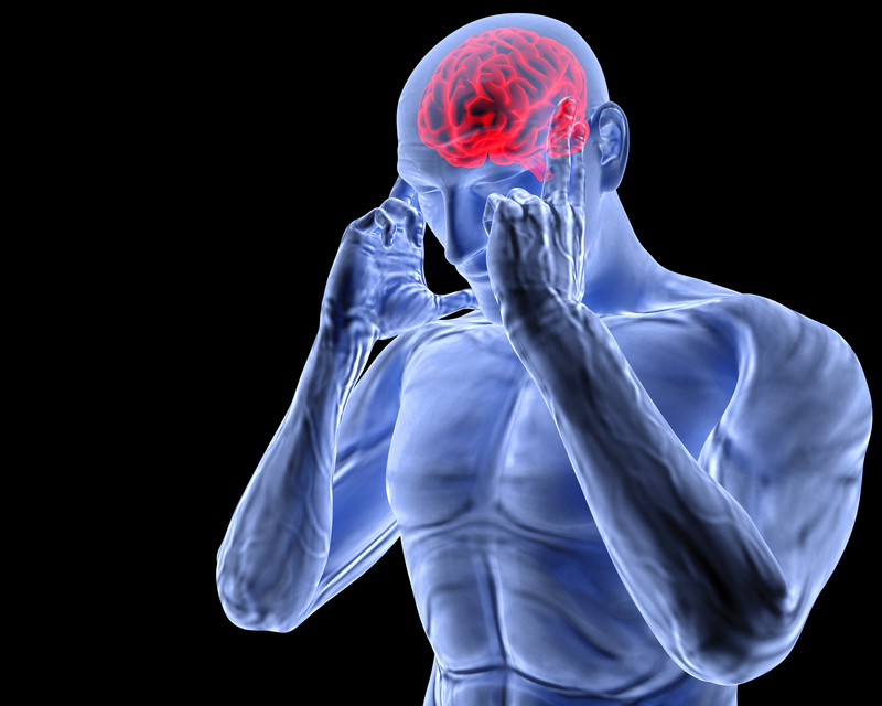 Headache   A headache is a symptom of pain. The pain can be anywhere in the region of the head or neck. It occurs in migraines (sharp, or throbbing pains) tension-type headaches, and cluster headaches.