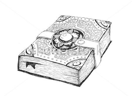 stock-vector-beautiful-magic-book-illustration-255083413.jpg