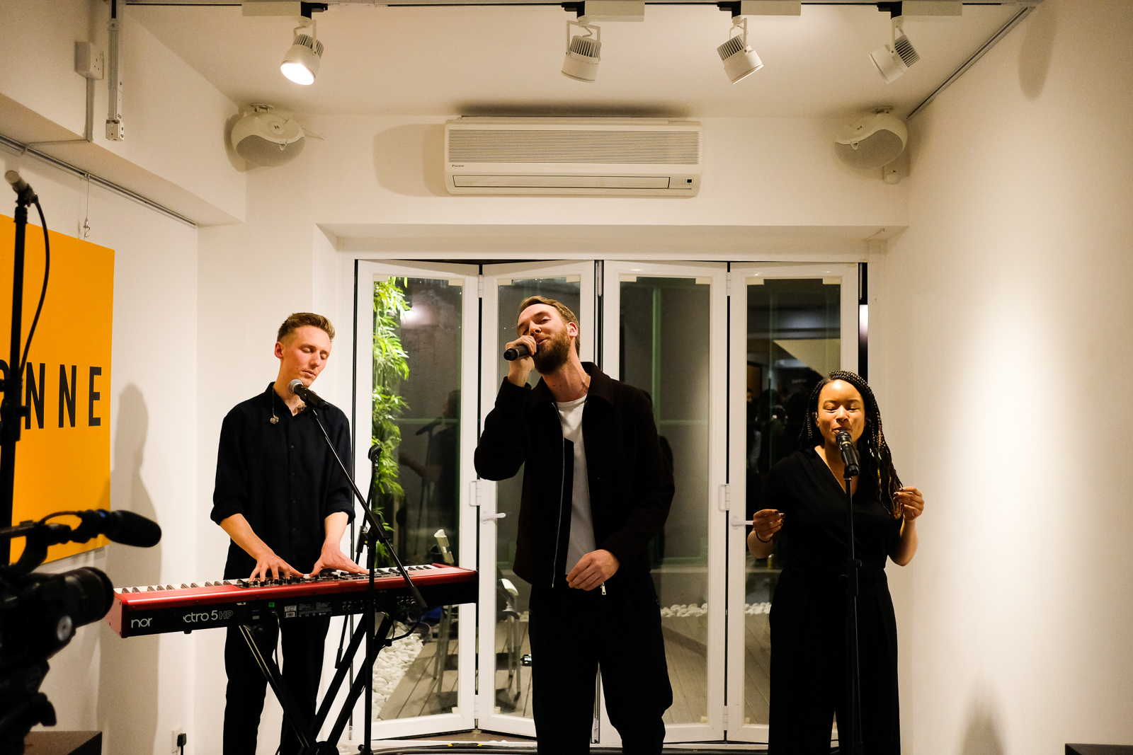 Honne Private Show in Hong Kong